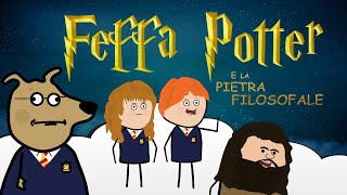 FEFFA POTTER and the Philosopher's Stone [COMPLETE MOVIE].