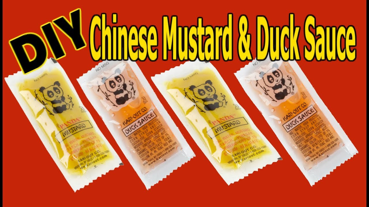 How To Make Duck Sauce Like In Chinese Restaurant