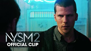 "Now You See Me 2 (2016 Movie) Official Clip – ""Fight"""
