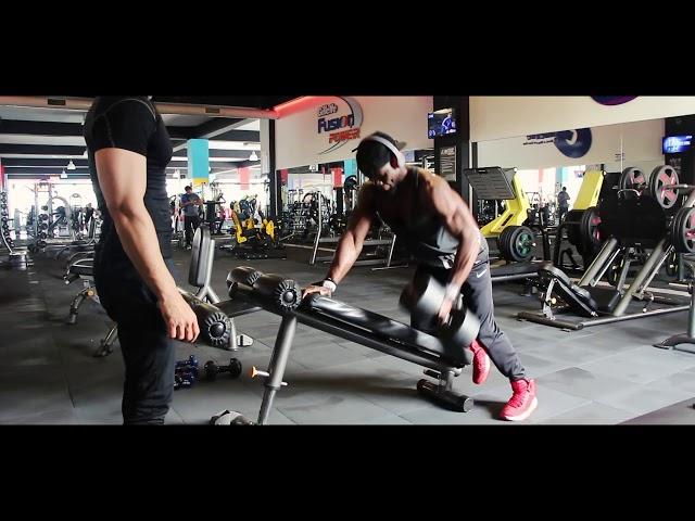 Fitness Motivation Osborne