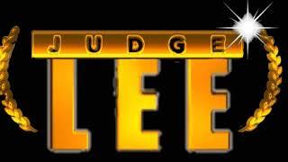 Judge Lee classy. Logo