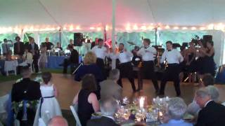 Bad Romance -- Bridal Party Dance at J&R wedding