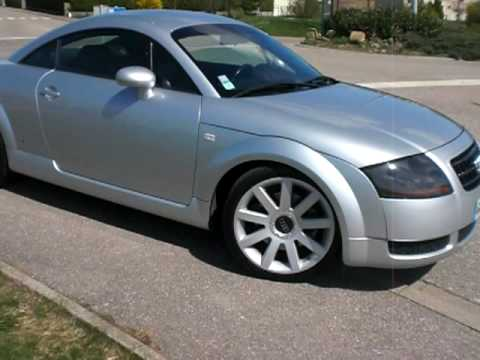 audi tt mk1 occasion audi tt mk1 occasion video aankoopadvies audi tt audi tt mk1 voitures. Black Bedroom Furniture Sets. Home Design Ideas