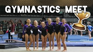 Xcel Platinum Gymnastics Meet 2015