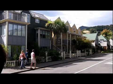 Stewart Island to Akarora to Kaikora; New Zealand