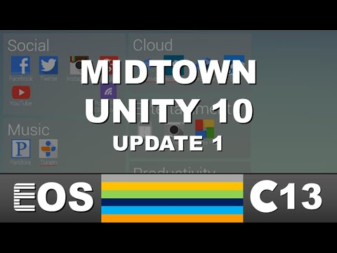 Lets Explore Midtown Unity | Exploring Operating Systems #19