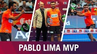 Pablo Lima, MVP del A Coruña Open 2017 | World Padel Tour