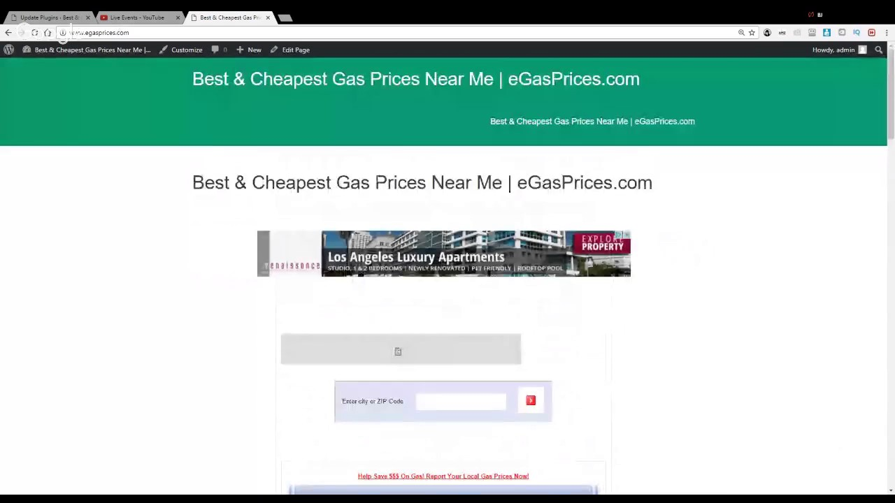 Gas Price Near Me >> Best California Gas Prices Near Me Find The Best Cheapest Lowest