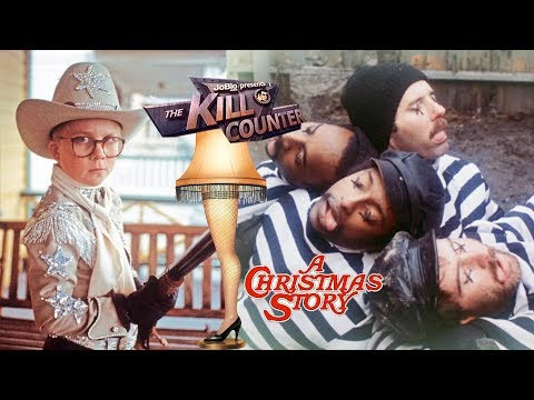 A Christmas Story (1983) - The Kill Counter