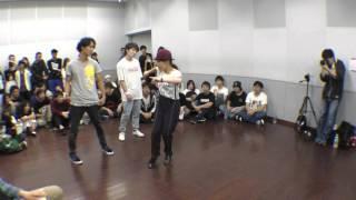 Beat hop nest vs 深淵に舞う戦慄謝肉祭 BEST32 FREESTYLE SIDE / RUN UP! × ばとる☆マギカ vol.2