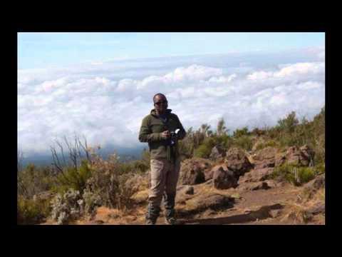 Adventure of Climbing Mount Everest Base Camp for Cancer Association | Mahube Mpugwa | TEDxGaborone