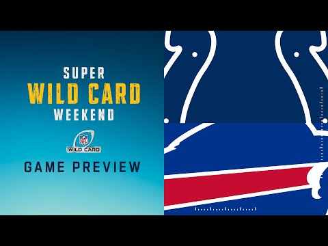 Indianapolis Colts vs. Buffalo Bills | NFL 2021 Super Wild Card Weekend Preview