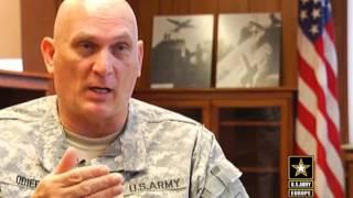 U.S. Army Europe Podcast: Gen Raymond Odierno