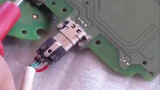 Como cambiar pin (Jack) de carga Alcatel D1 4018A Bien explicado