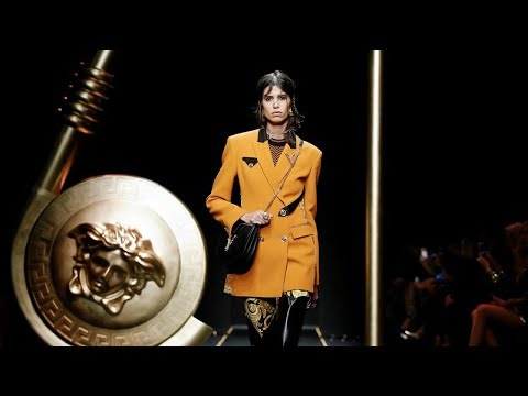 Versace | Fall Winter 2019/2020 Full Fashion Show | Exclusive
