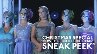 "Pretty Little Liars - Christmas Special Sneak Peek #2- ""How the 'A' Stole Christmas"" [5x13]"