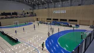 2018IH  女子ハンドボール 1回戦 小林秀峰(宮崎県)対 日大山形(山形県)
