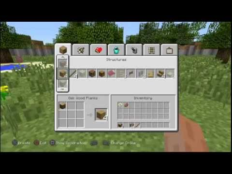 Ps3 Minecraft How To Make Xe