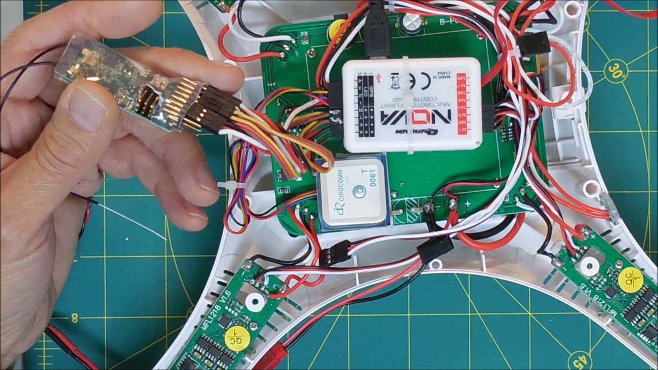 Quanum Nova Wiring Diagram Worksheet And 70 Harness Part 2 Cheerson Cx20 Standard Pwm Setup Youtube Rh Com 1974 63 Chevy