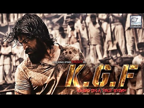 KGF First Look And On Location Pics
