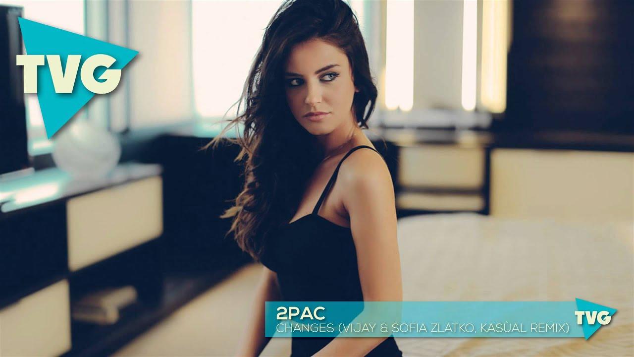 Download 2Pac - Changes (Vijay & Sofia Zlatko, Kasual Remix)