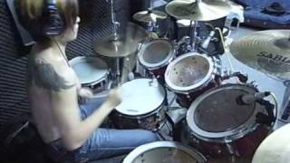 Gould Wu - Avenged Sevenfold - Almost Easy (drum cover)