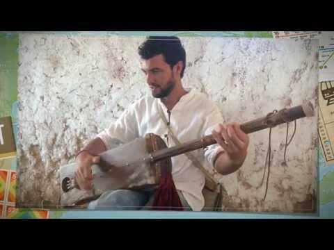Musica Gnawa de Marruecos por Bilal Artiach El Bouzidi