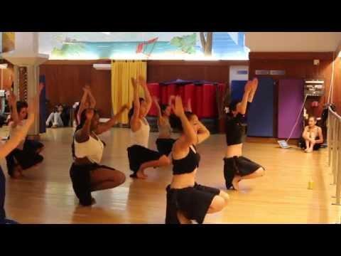 La danse tahitienne en France