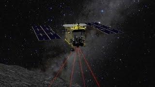 Sonda japonesa Hayabusa2 se posa en asteroide Ryugu