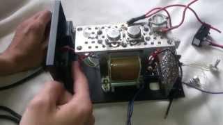Новый лабораторный бп своими руками (часть 4)