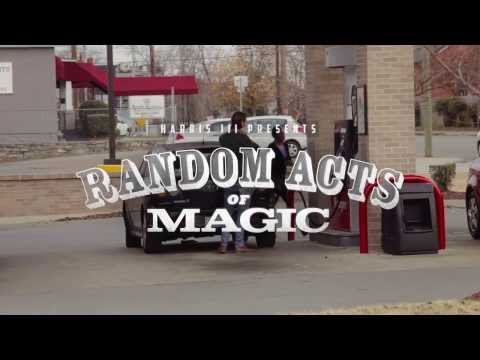 Random Acts of Kindness Magic: The Free Gas Giveaway Episode 1