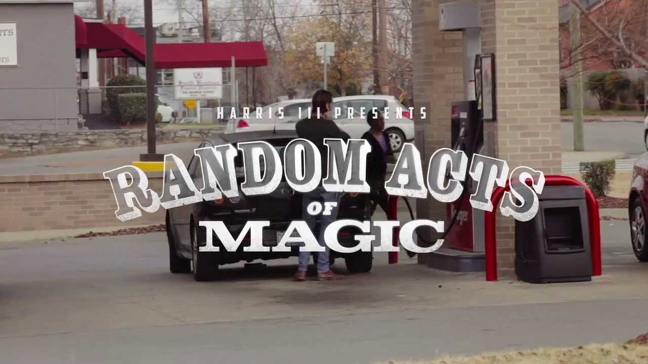 Random Acts of Kindness (Magic): The Free Gas Giveaway (Episode #1)