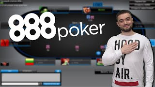 29.08.2017 stream 888poker ADVENTURE: FLOPOMANIA