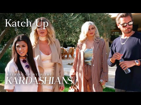 """""""Keeping Up With the Kardashians"""" Katch-Up S12, EP.21 