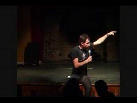 Steve Marshall Live! (Poconuts Comedy Club)