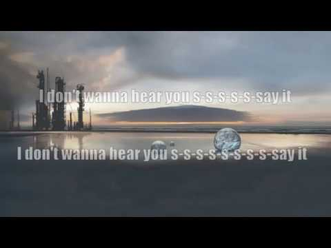 Blue October - Say it (karaoke)