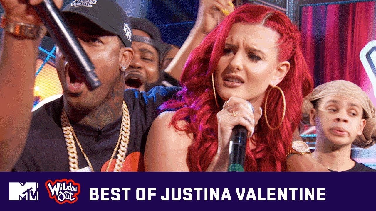 Justina Valentine's TOP Freestyles, Clapbacks & Best Moments! (Vol. 1) | Wild 'N Out |