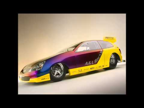 2003 Honda Pro Drag Civic Si Concept Youtube