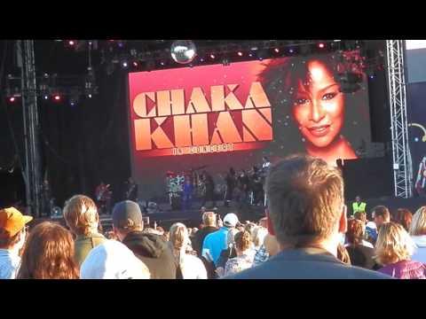 Chaka Khan -I'm every woman, live at Pori Jazz