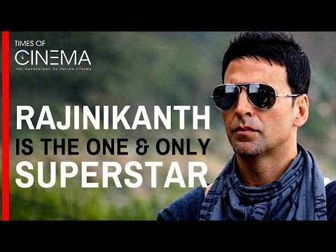 Rajinikanth Is One & Only Super Star Says Bollywood Super Star Akshay Kumar Endhiran 2.O | TOC