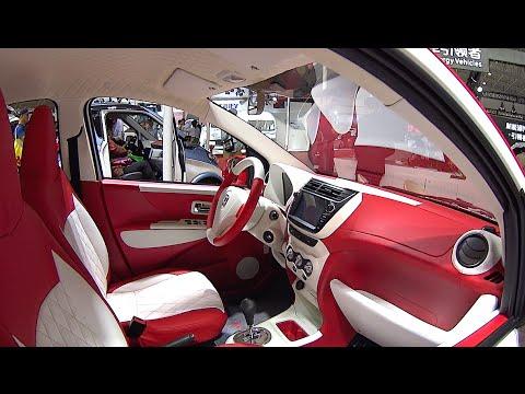 Zotye Yun 100 EV 2016 2017 Diluncurkan Pada Hybrid Pasar Mobil China Dan Kendaraan Listrik