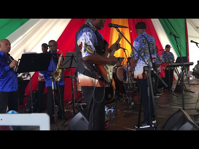 The Funmasters & Gerold Live @ Paleis Party 2018