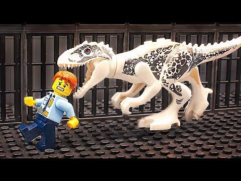 Lego Jurassic World - Dinosaurs Escape