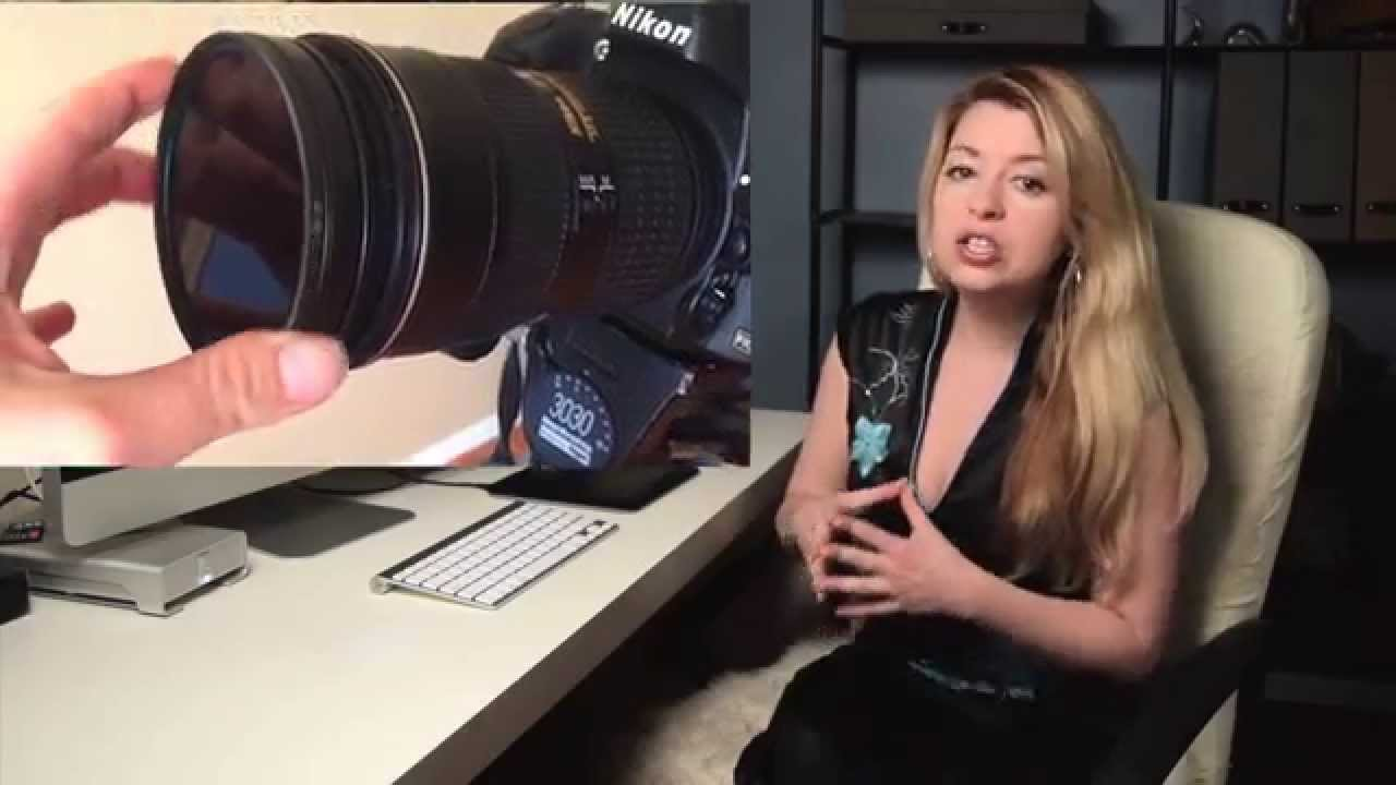 Lesson 31.3 - Polarizing Filters (Photography Lesson) - YouTube