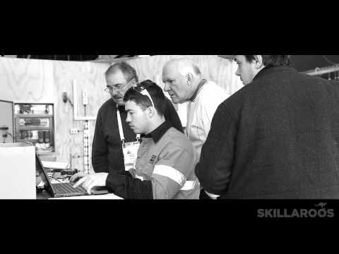 Meet: Jim D'Elboux, 2015 Skillaroo - Industrial Control