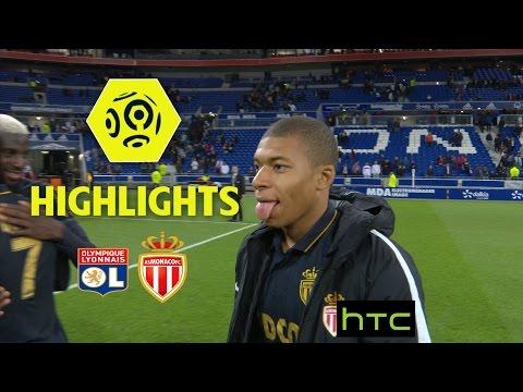 Olympique Lyonnais – AS Monaco (1-2) – Highlights – (OL – ASM) / 2016-17