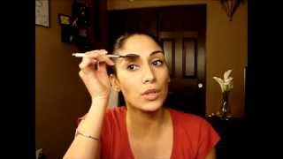 How To Grow Your Eyebrows Fast  *Worked For Me*