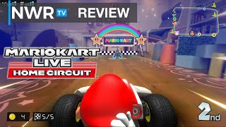 Mario Kart Live: Home Circuit (Switch) Review (Video Game Video Review)