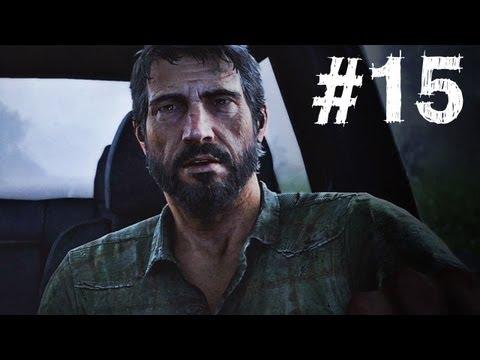The Last of Us Gameplay Walkthrough Part 15 - Upside Down