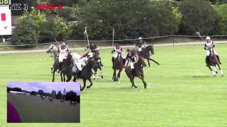 England vs New Zealand Polo Match